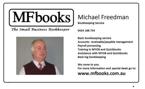 Michael Freedman Bookkeeping Service - Newcastle Accountants