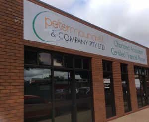 Peter Maundrell  Company Pty Ltd - Newcastle Accountants